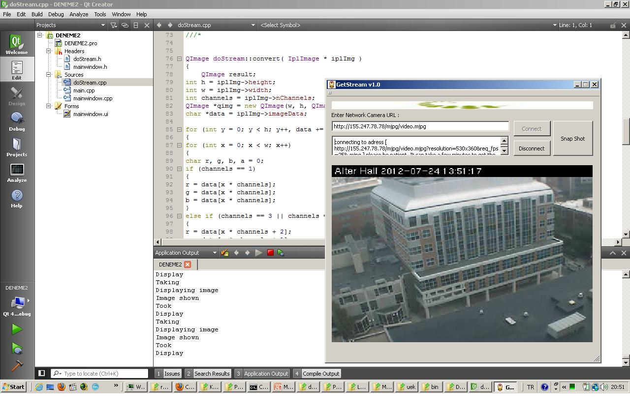Creating a Software for Connecting to ONVIF Cameras | Programming